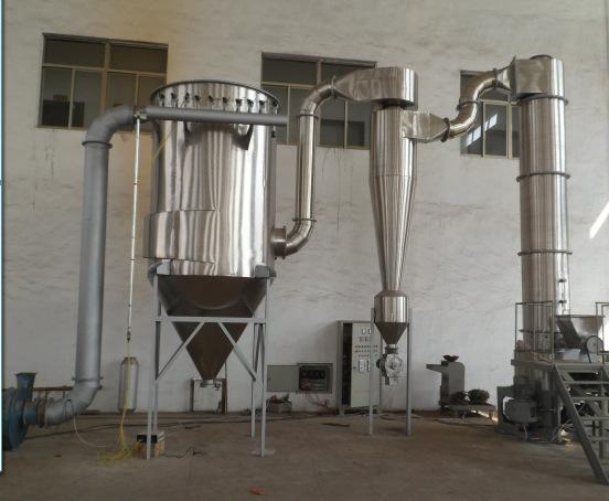 谷物干燥机_纺织/轻工业_工程科技_专业资料